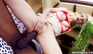 Worshipped blond Penny Pax gets her perfect cherry plowed with passion