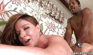 Wanton Kaylynn Kage enjoys wild fuck session with her playmate