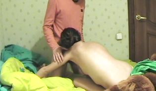 This slender Tanya loves huge cock and cant get enough